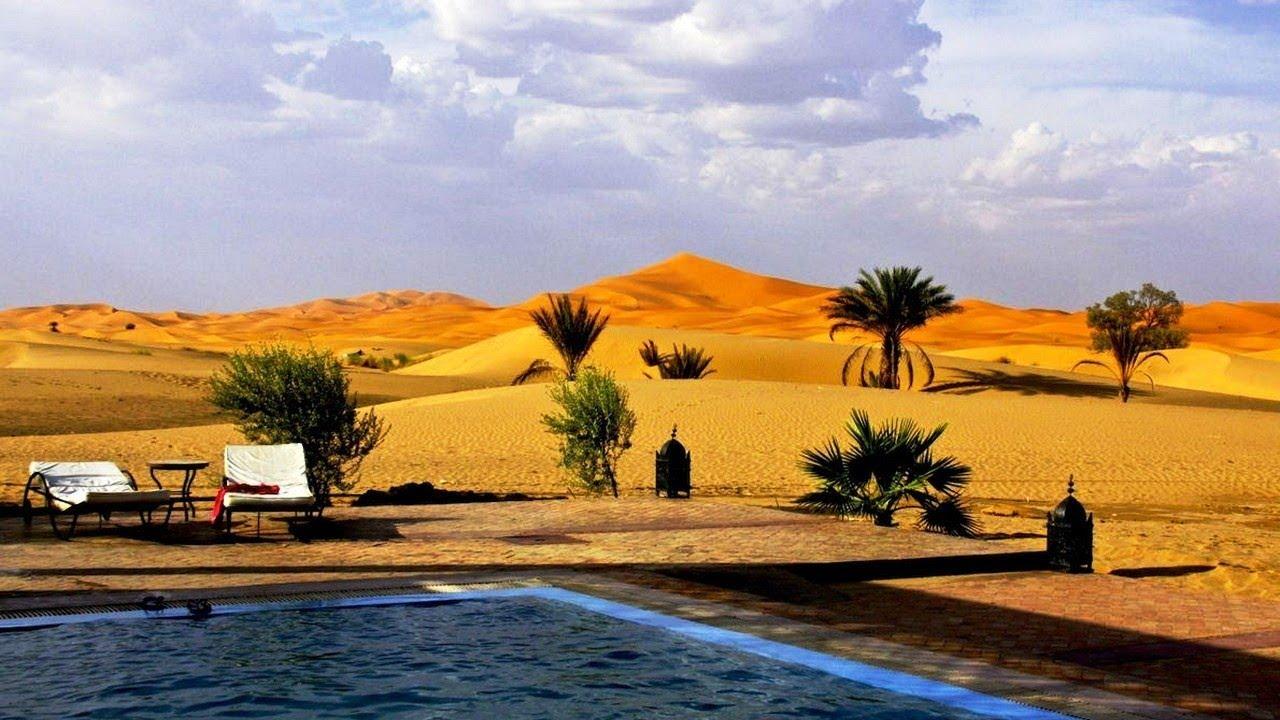 Merzouga_Ouarzazate