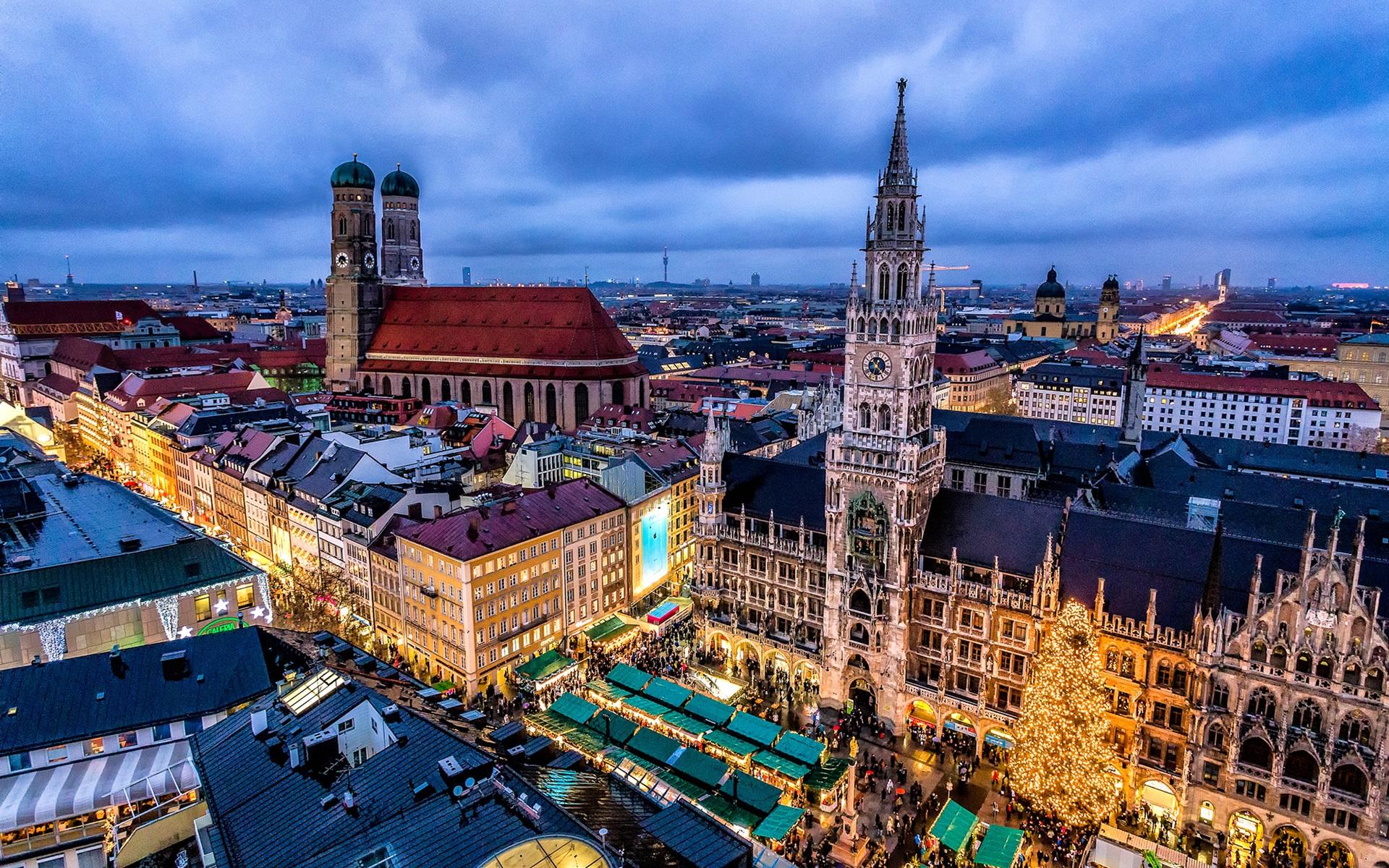Le Grand Tour D'Europe