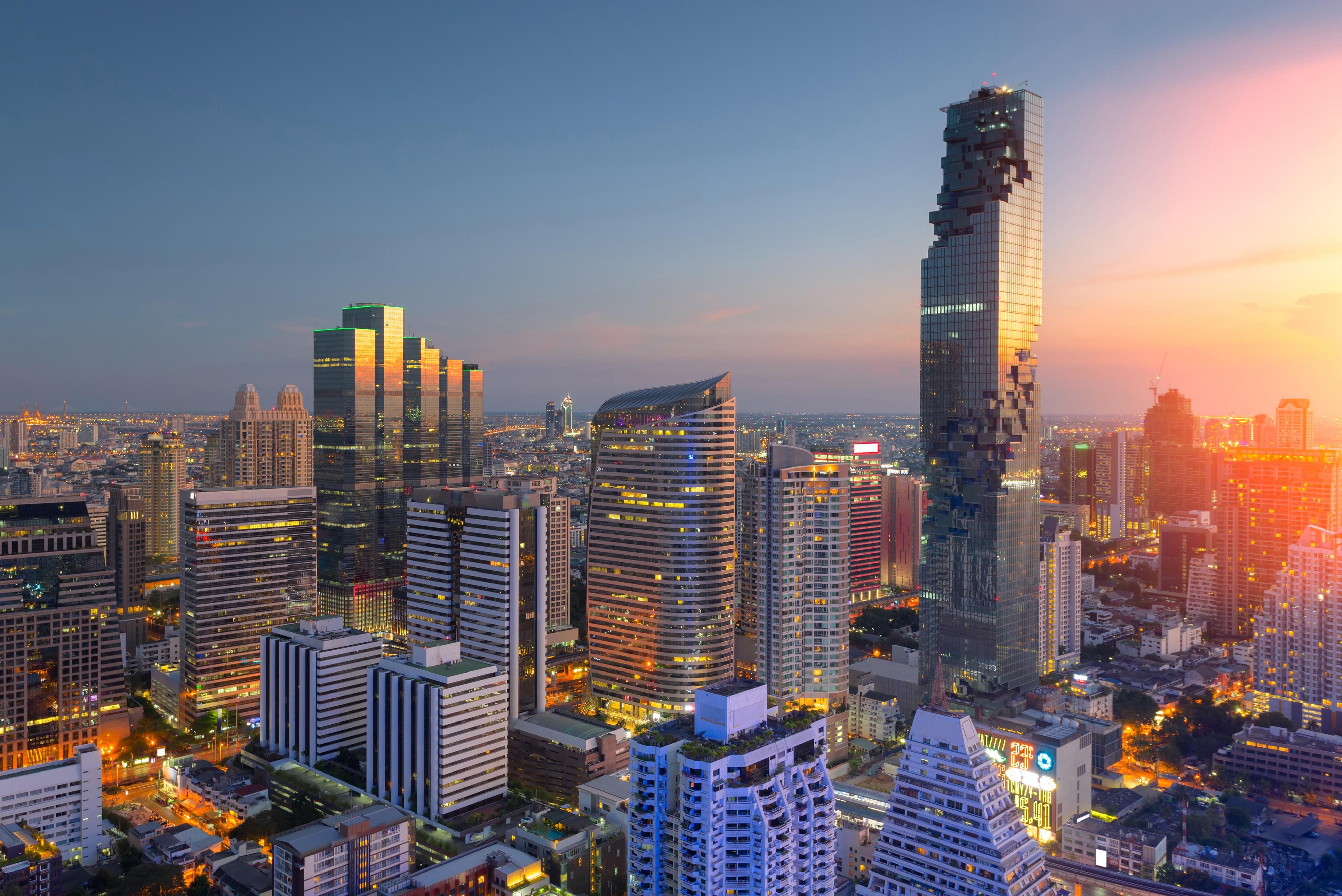 Circuit Thaïlande