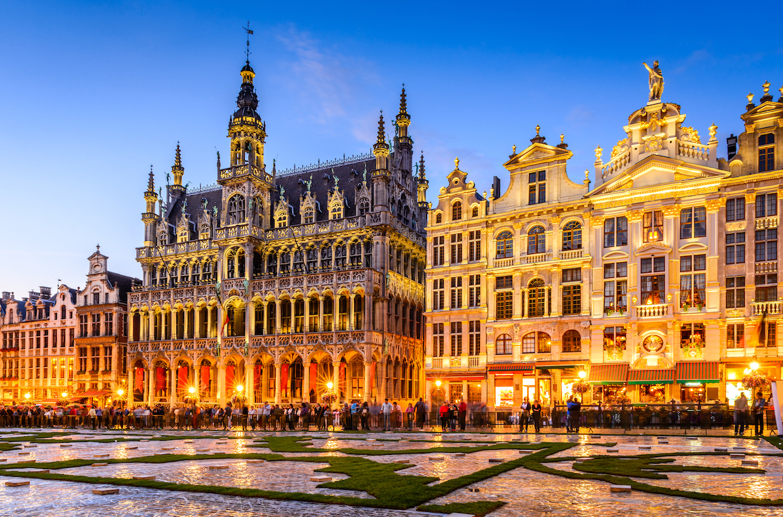 voyage Europe des lumières