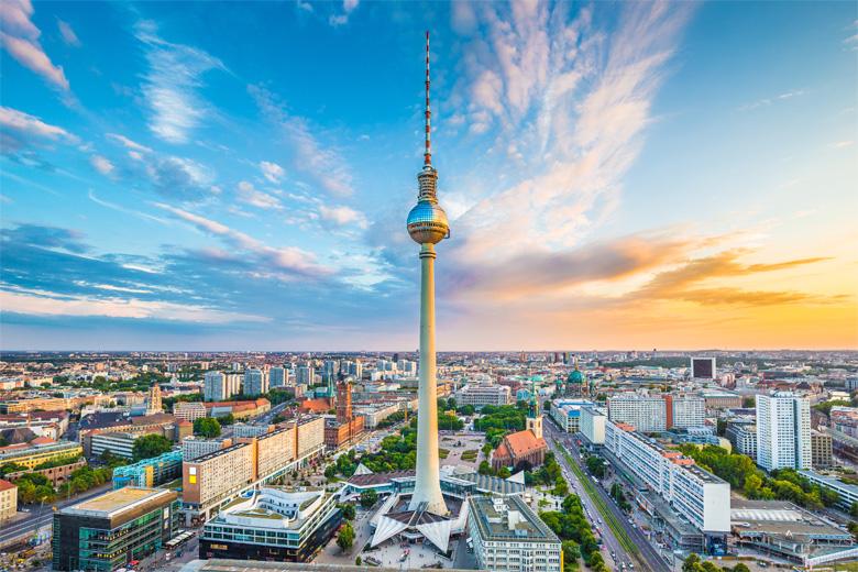 Voyage en Allemagne 9J/8N