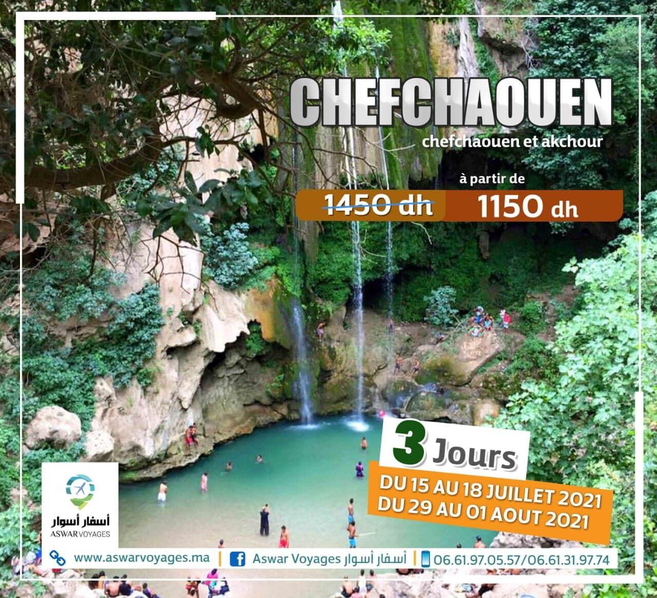 Chefchaouen / Akchour