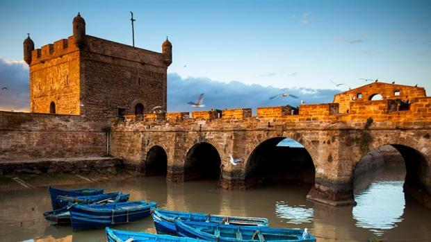 Marrakech - Agadir - Essaouira- Safi